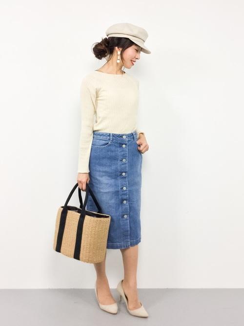 かっちり服から遊び服までIENAで早めの夏スタイルをチェック | folk
