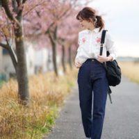 シャツコーデ52選♪春夏に着たいコーデを色・柄別でご紹介☆