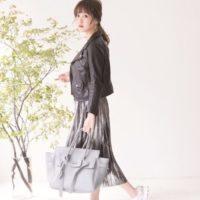 春のカジュアルコーデ12選☆デザインが個性的で素敵なZARAのスカート♪