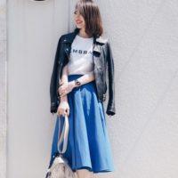 着まわし美人になれる♡スカート5枚でかなえる初夏のスカートスタイル提案♪