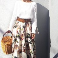 スカートの季節到来!ZARAのスカートでワンランク上のコーデになろう♪