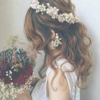 花嫁の髪型100選☆人生の晴れ姿を素敵に演出♡