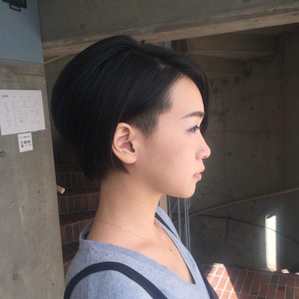 ツーブロックヘア2