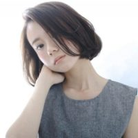 大人女子の憧れスタイル☆ワンレンボブの魅力的なバリエーション12選!