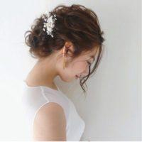 ウエディングシーズン到来!花嫁さんにおすすめのヘアアレンジ♡