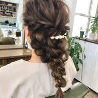 結婚式にお呼ばれした際のヘアアレンジスタイル50選☆