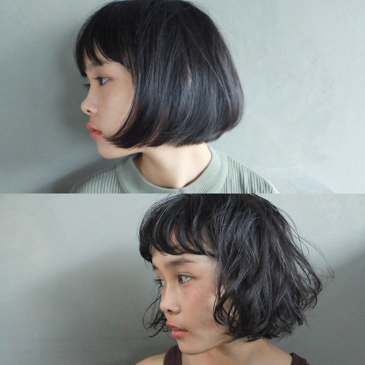 前髪あり7