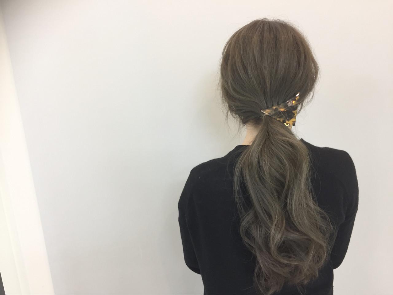 まとめ髪3