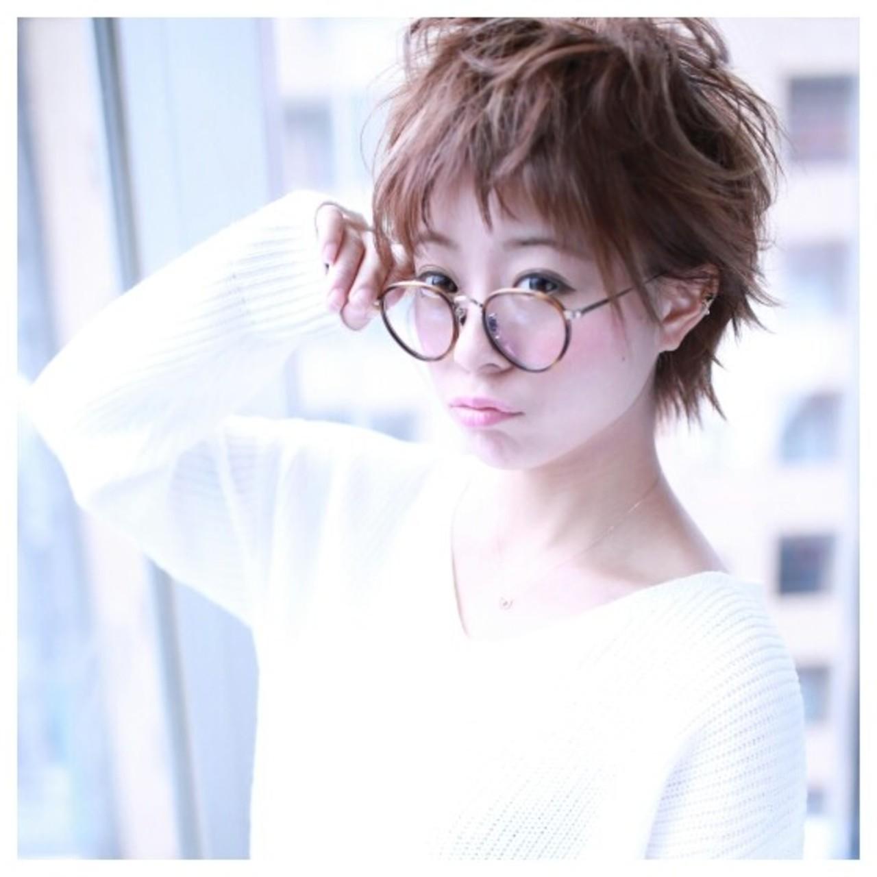 大人可愛い髪型にチャレンジ♡長さ別に実例をご紹介 | folk