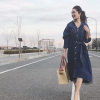 春はデニムデニム♡スカート・ワンピ・ワイドでデニムの七変化コーディネート特集