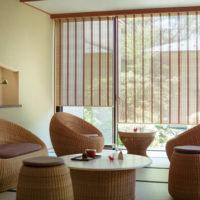 洋風のエッセンスもある個性的な和室が斬新!和室で春を感じたい!