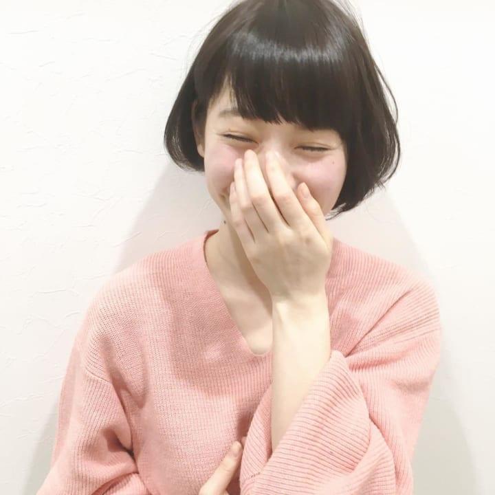 【前髪あり】ストレートボブ27