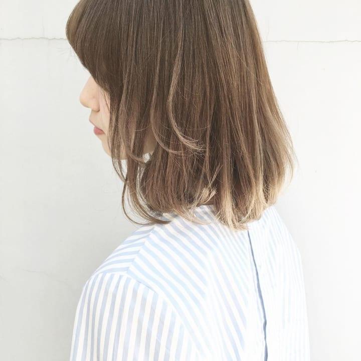 【前髪あり】ストレートボブ28