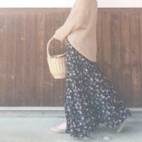 暖か陽気でお出かけも増える春!どんな予定にも歩きやすくて大活躍なバレエシューズ☆