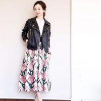 【連載】春らしさと女の子らしさ満開スタイル♡スカートコーデをご紹介