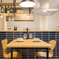 キッチンカウンターのデコレーション♪8種類のキュートでおしゃれなタイルカウンターをご紹介!