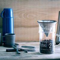 美味しいコーヒーをじっくりといれる♪見た目も楽しめるコーヒードリッパー