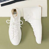 春夏ファッションに欠かせない『白のスニーカー』☆ 15選!