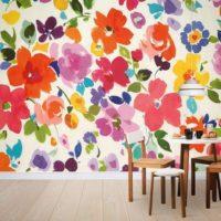 寂しげな印象の壁とはサヨナラ!お家にアクセントウォールを取り入れてみませんか?♡