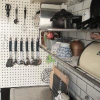 ベグボード(有孔ボード・パンチングボード)でDIY!簡単でかっこいい壁面収納を作ろう