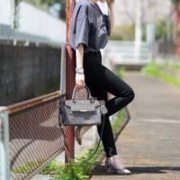 黒パンツコーデ50選☆カジュアルから通勤まで。女性らしさ際立つ黒パンツを履きこなそう♪