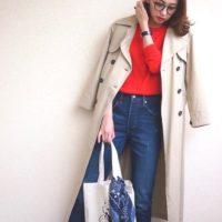 あなたはどう着こなす?30代女性のファッションアイテム【トレンチコート】特集☆