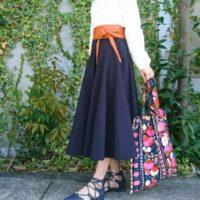 プチプラで旬なスカート♡今履きたい!カラー豊富なユニクロスカート集