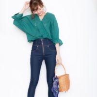 【GU・ユニクロ・しまむら】ファストファッションブランドを使ったおしゃれコーディネート集