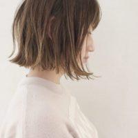 ざっくり感のあるスタイリングが今っぽい!ラフでも品が良く決まる髪型特集☆