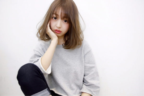 ミディアムパーマアレンジ特集☆10