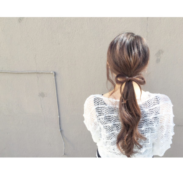 アップスタイル&まとめ髪7