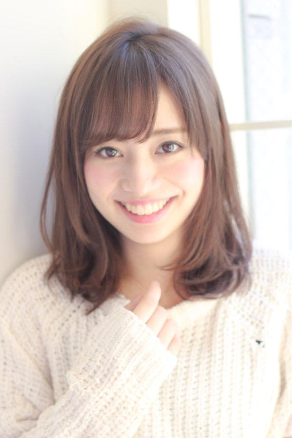 ミディアムパーマアレンジ特集☆12
