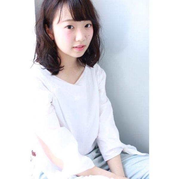 ミディアムパーマアレンジ特集☆17
