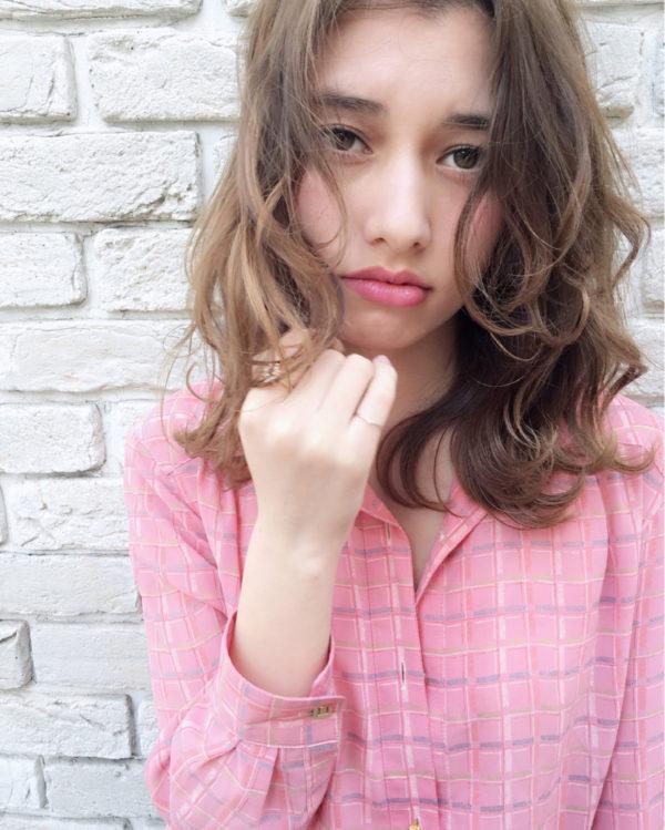 ミディアムパーマアレンジ特集☆49