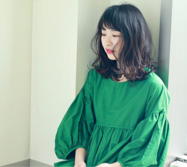ミディアムパーマアレンジ特集☆36