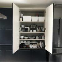 【連載】収納のための効率の良い食器棚の作り方。