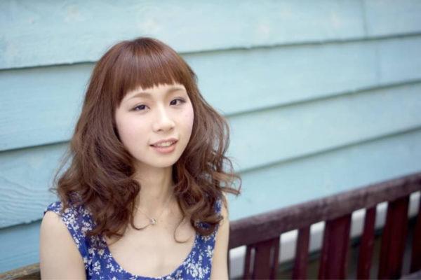 ミディアムパーマアレンジ特集☆35