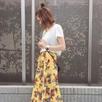 大人のリゾートカジュアルスタイルが素敵☆柄パンコーデ20選