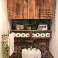 毎日使う場所だから可愛くしたい♡トイレの収納&デコレーションアイデア