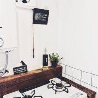 お部屋のテイストは壁次第!壁をDIYして自分好みの空間にしよう♡