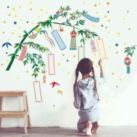 ウォールステッカー実例15選☆ワクワクする可愛い子供部屋に簡単リメイク!