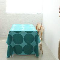 シンプルなお部屋にワンポイントカラーを加えてオシャレ度アップ☆