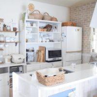 自宅のキッチンをカフェ風に!カフェ風キッチンを実現するDIYアイディア&実例集