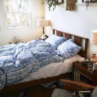 朝の目覚めが楽しくなる!こだわりに溢れたベッドルームのインテリア特集☆
