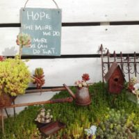 お庭や玄関をおしゃれに演出♪簡単にできるガーデニングアイテムのDIY術をご紹介