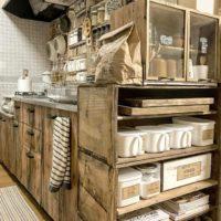 サイズや細部までこだわれる♪キッチンに棚をDIYして収納力と使い勝手のよさをアップさせよう!
