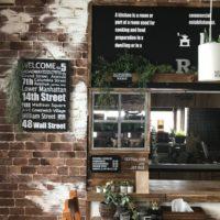 男前やカフェ風インテリアを演出☆ステンシルや手描き文字を使ったリメイク活用アイデア5選