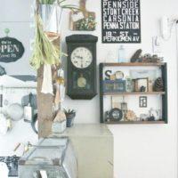 時計はお部屋に必要なアイテムだからおしゃれに♡素敵な時計&インテリア特集
