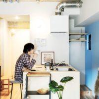 キッチンはおしゃれで使いやすい「ペニンシュラキッチン」がおすすめ☆