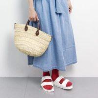 サンダル×靴下コーデがかわいい!サンダルに靴下を合わせたこなれコーデ15選♪